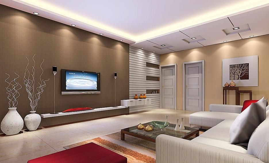 interior design for rectangular living room design home furniture