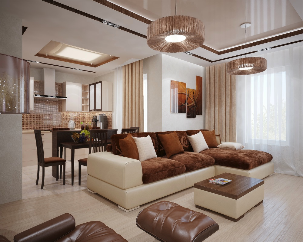 10 Living Room in Aprilie8