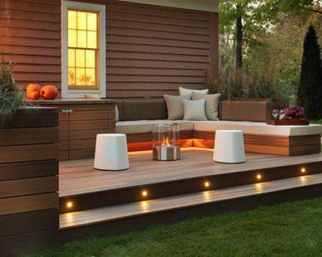 Modele de terase pentru case