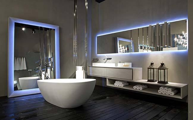 Idei amenajare bai moderne idei design interior for Great looking bathrooms
