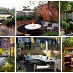 Amenajari terase cu design modern