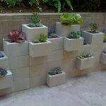 Jardiniere inalte pentru plante suculente