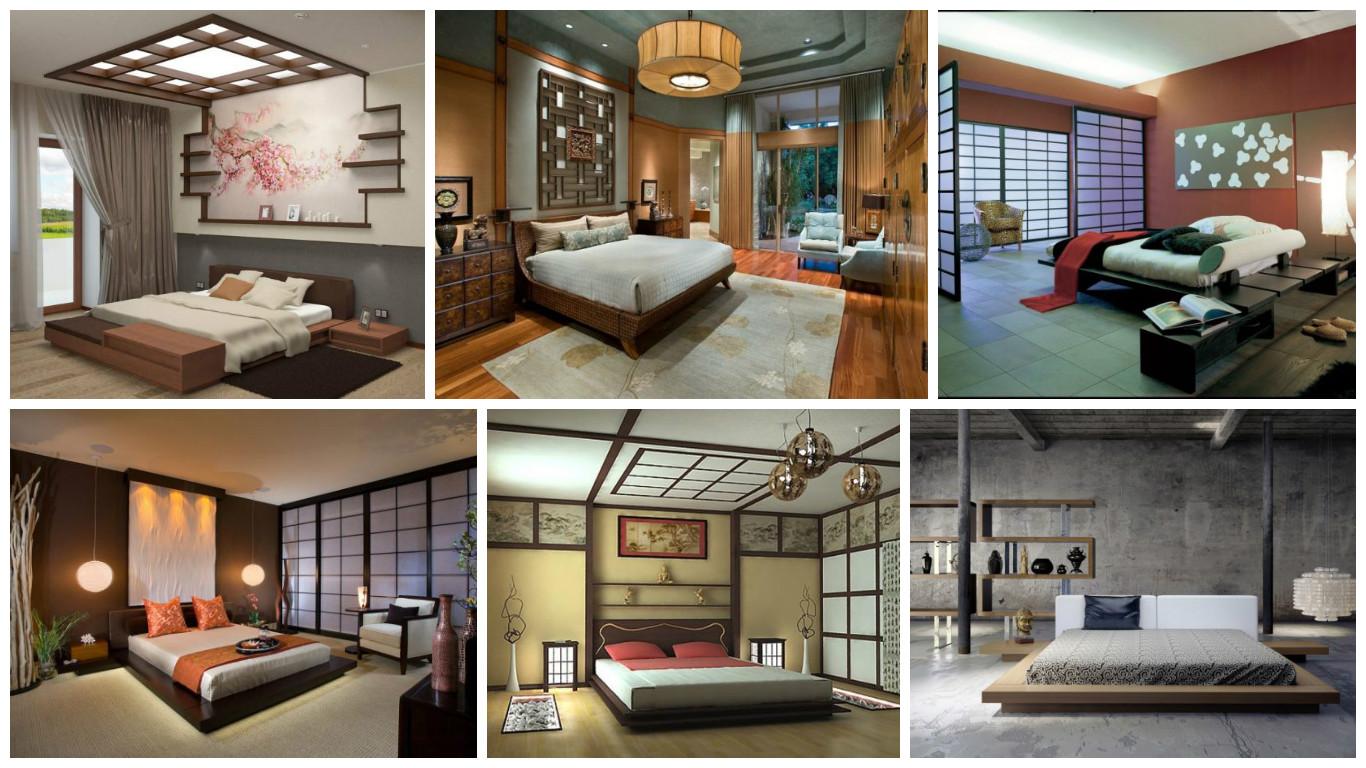 Idei minunate de dormitoare japoneze