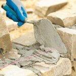 Imbinari piatra cu mortar