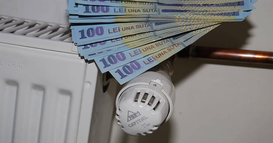 Un truc ieftin cu care poţi economisi mulţi bani la factura de încălzire