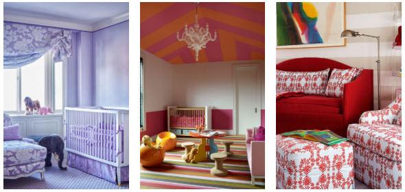 Idei de camere pentru bebelusi pe care adultii le vor adora