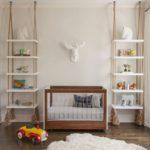 Etajere pentru camera copii