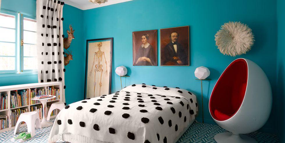 20+ Idei pentru decorarea camerei copiilor