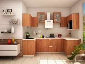 Bucatarii moderne cu un design frumos